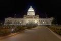 Arkansas State Capitol Building Exterior