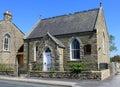 Arkholme Wesleyan Chapel, Arkholme Lancashire UK Royalty Free Stock Photo