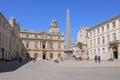 Arles Obelisk, Place de la République in France