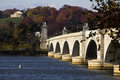 Arlington Memorial Bridge Royalty Free Stock Photo