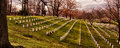 Arlington National Cemetary, Virginia, USA Stock Photos