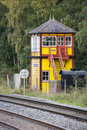 Armathwaite Signal Box Royalty Free Stock Photography