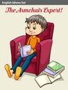 The armchair expert