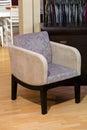 Armchair modern Royalty Free Stock Photo