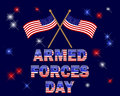 Armed Forces Day. Stock Photo