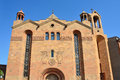 Armenia the diocesan headquarters church of st sargis in yerevan sunny day Stock Photos