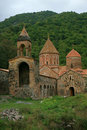 Armenia. View of Dadivank monastery Stock Images