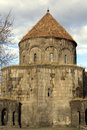 Armenian church in Kars Royalty Free Stock Images