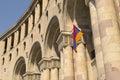 Armenian Flag On Republic Squa...