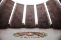 Armenian Genocide memorial Royalty Free Stock Photo