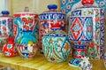 The Armenian pottery Royalty Free Stock Photo