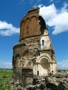 Armenian ruins Royalty Free Stock Photography