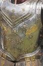 Armor closup Royalty Free Stock Photo