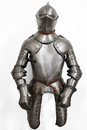 The armor in the Renaissance style Royalty Free Stock Photo