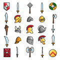 Armoury set armour for your game check my profile for more game graphics Stock Photography