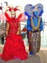 Сarnival in Venice Royalty Free Stock Photo