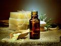 Aromatherapy.Essential Oil Royalty Free Stock Photo