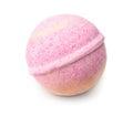 Aromatic bath bomb Royalty Free Stock Photo