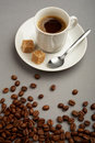 Aromatic coffee Royalty Free Stock Photo