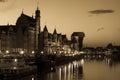 image photo : Gdansk cityscape, Poland