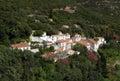 Arrabida Convent, Setubal, Portugal Royalty Free Stock Photo