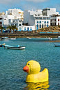 Arrecife, Lanzarote, Canary Islands Stock Photography
