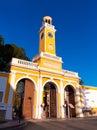 Arsenal of Cartagena Murcia XVIII century Spain Royalty Free Stock Photo
