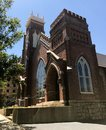 Arsenal Hill Associate Reformed Presbyterian Church located in Columbia, SC Royalty Free Stock Photo