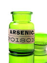 Arsenic Bottle Stock Images
