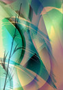 Art abstract background Royalty Free Stock Photography