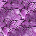Art avant garde hand paint purple background seamless wallpaper watercolor abstract Royalty Free Stock Photos