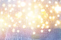 Art Christmas background with holidays Lights Royalty Free Stock Photo