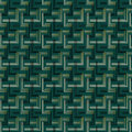 Art deco angles pattern an style background containing a seamless repeatable swatch Stock Photography
