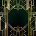 Art Deco Great Gatsby Background