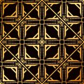 Art Deco Pattern Royalty Free Stock Photo