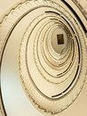 Sprial staircase Royalty Free Stock Photo