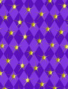 Art deco star burst background Stock Image