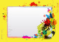 Art design layout Royalty Free Stock Images