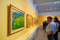 Art gallery Royalty Free Stock Photo