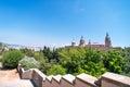 Art museum barcelona nazionale Fotografia Stock