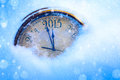 Art 2015 new years eve Royalty Free Stock Photo