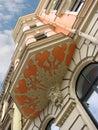 Art nouveau building Royalty Free Stock Photo