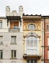 Art Nouveau House In  Rijeka. ...