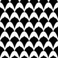 Art Deco print in Black & White