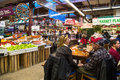 Arthur ave the bronx new york city dec scene at traditional italian specialty market on avenue in on december is well Royalty Free Stock Photos