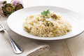 Artichoke Risotto Royalty Free Stock Images