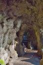 Artificial cave