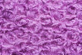 Artificial fur textures purple texture background Stock Images