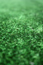 Artificial Grass Detail Stock Photo