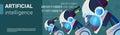 Artificial Intelligence Modern Robot Brain Technology Royalty Free Stock Photo